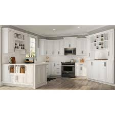 blind corner kitchen cabinet home depot hton assembled 36x34 5x24 in blind base corner kitchen cabinet in satin white