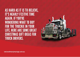 top 2014 christmas gift ideas for truck drivers
