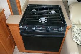 Rv Cooktop Rv Mods Stove Oven To Dishwasher Conversion Re Purpose Unused Oven