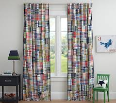 Plaid Blackout Curtains Stunning Plaid Blackout Curtains Inspiration With Madras Blackout