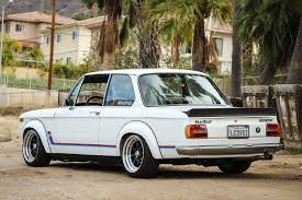 modded cars modded 1974 bmw 2002 m20 turbo rare cars for sale blograre cars