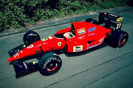 f1 cars f1 car for sale 1992 f92a ex alesi car retro race cars