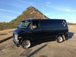 used dodge conversion vans all black late 70s conversion search suvs and cars