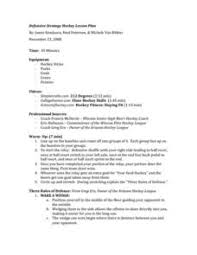 hockey lesson plans u0026 worksheets reviewed by teachers