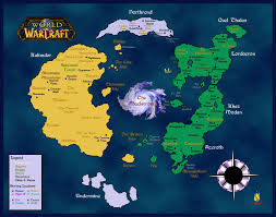World Of Warcraft Map World Of Warcraft Genesis Scrolls Of Lore Forums