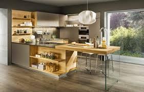 cuisine et plan de travail pourquoi choisir une cuisine avec plan de travail bois