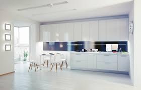 cuisines blanches 55 cuisines blanches et design le top de cette ée