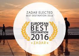 why zadar is european best destination 2016