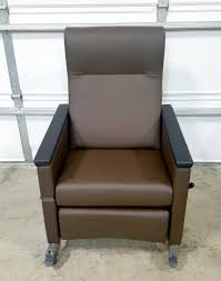 Medical Armchair Steelcase Health Mineral Recliner R3 Solutions