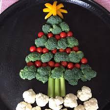 tree shaped vegetable platter appetizer tray melanie cooks