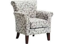 Gray Accent Chair Parwood Gray Accent Chair Accent Chairs Gray