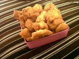 membuat nugget ayam pakai tepung terigu resep nugget ayam ala mama