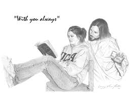 Jesus Drawing Meme - jesus student jesus with you always pinterest jesus art