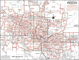 Maricopa County Zip Code Map by Az Counties By Zip Code Pictures To Pin On Pinterest Pinsdaddy