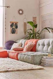 Comfortable Living Room Seating Ideas Without Sofa - Comfortable living room designs