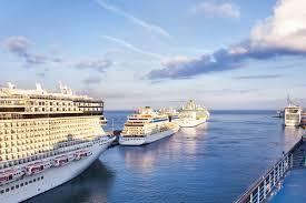 parcheggio auto porto civitavecchia rct il terminal crociere porto di civitavecchia port