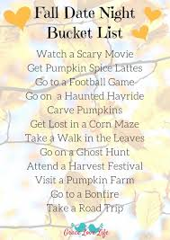 best 25 fall dates ideas on date ideas autumn