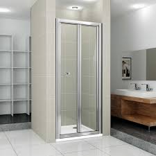 shower door framed hinged shower door with inline panel