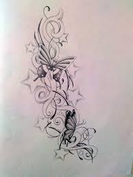 sleeve butterfly designs
