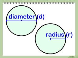 fläche kreis umfang und fläche eines kreises berechnen wikihow