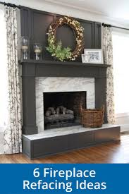 the 25 best fireplace refacing ideas on pinterest reface brick
