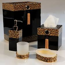 Bathroom Accessories Walmart by 18 Best Leopard Bathroom Images On Pinterest Leopard Prints