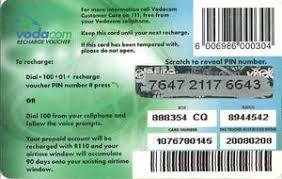 vodacom airtime phonecard vodacom recharge voucher mobile south africa south