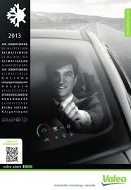 valeo air conditioning 2013 catalogue 955603