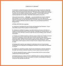 7 client confidentiality agreement template purchase agreement