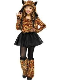 Cat Halloween Costumes Kids Child Cave Cutie Costume Costumes Child Girls