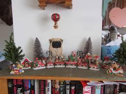 idaho pugranch a pug train and garfield tree