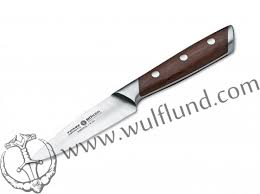 Boker Kitchen Knives Forge Wood Paring Knife Böker Manufaktur Wulflund