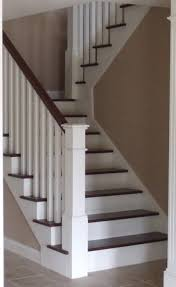 Frank Banister Stairs Steps And Railings Interior Custom Homes By Tompkins