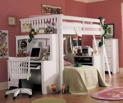 queen bunk bed with desk home design ideas