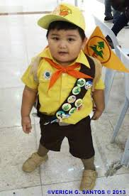 Boy Scout Halloween Costume 20 Russell Costume Ideas Homemade Costumes