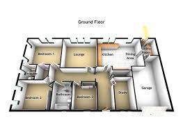 castlegait development glamis nr forfar dd8 3 bedroom bungalow