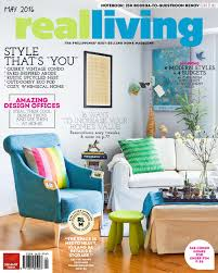 Home Design Digital Magazine Real Living Philippines Magazine May 2016 Scoop