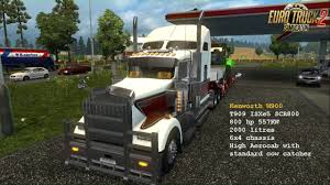 kenworth chassis kenworth zagruzka mods com download game mods