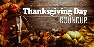 thanksgiving day roundup