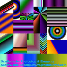 how to use photoshop gradient styles linear radial etc