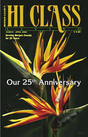 Empty Vase Closter Nj Mar Apr 09 By Hi Class Living Magazine Issuu