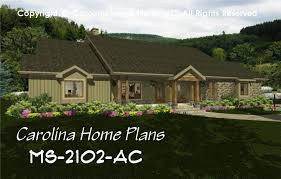 Country Craftsman House Plans Midsize Country Craftsman House Plan Chp Ms 2102 Ac Sq Ft