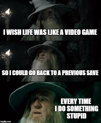 Make Video Meme - confused gandalf meme imgflip