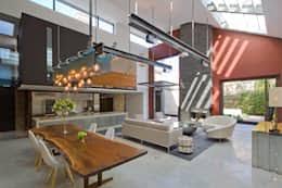 küche im wohnzimmer faszinierende ideen für offene küchen