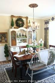 39 best christmas hutch displays images on pinterest christmas