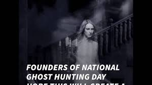 ghost hunt on national ghost hunting day 10 1 youtube