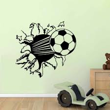 28 sports wall stickers for bedrooms basketball art pvc sports wall stickers for bedrooms football decorative vinyl wall sticker for kids rooms