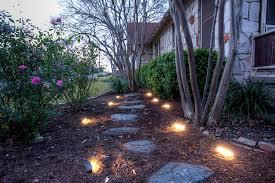 perfect ideas led landscape light magnificent lighting design
