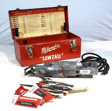 vintage milwaukee 6510 sawzall grounded power tool heavy duty 2