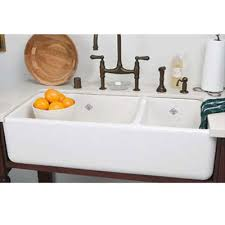 Vintage Tub  Bath Kitchen Sink Shaws Rutherford Apron Front - Shaw farmhouse kitchen sink